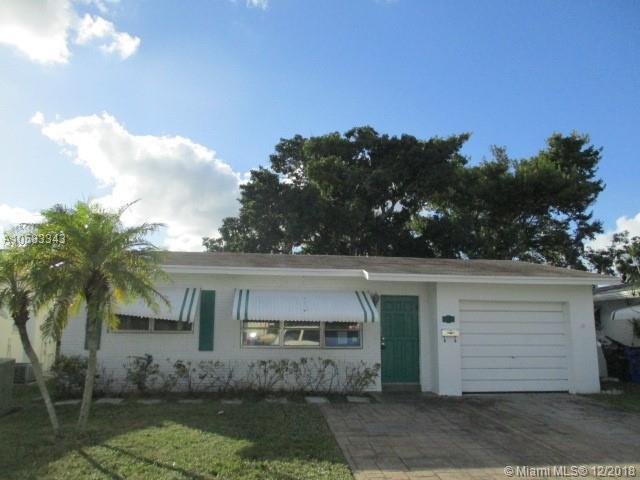 1035 NW 69 Ave, Margate, FL 33063 (MLS #A10583343) :: Miami Villa Team