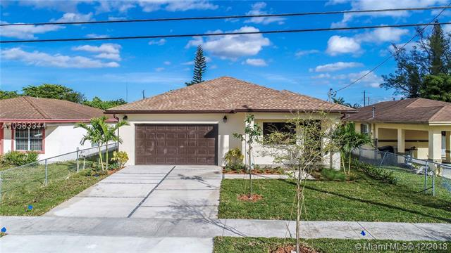 5613 Fletcher St, Hollywood, FL 33023 (MLS #A10583344) :: Green Realty Properties