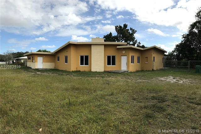 190 NW 135th St, Miami, FL 33168 (MLS #A10583459) :: The Jack Coden Group
