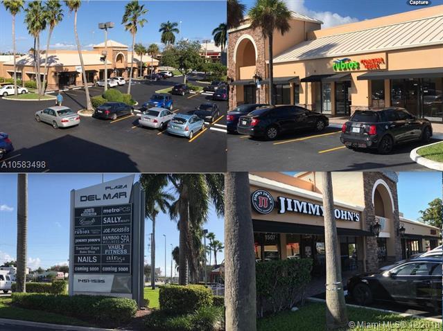1451 N Federal Hwy 1451-1535, Fort Lauderdale, FL 33304 (MLS #A10583498) :: United Realty Group