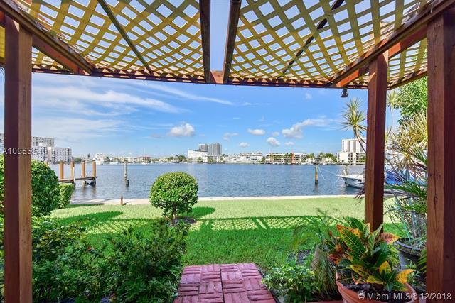 130 Golden Isles Dr B, Hallandale, FL 33009 (MLS #A10583540) :: Miami Villa Team