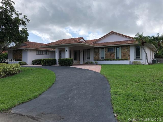 13400 SW 57th Ave, Pinecrest, FL 33156 (MLS #A10583591) :: Miami Villa Team