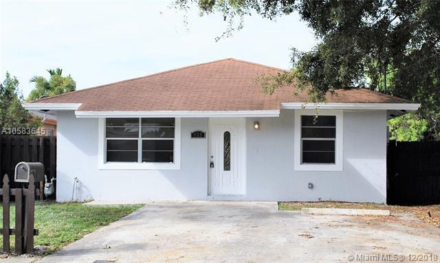 629 NW 5th Ave, Hallandale, FL 33009 (MLS #A10583645) :: Miami Villa Team