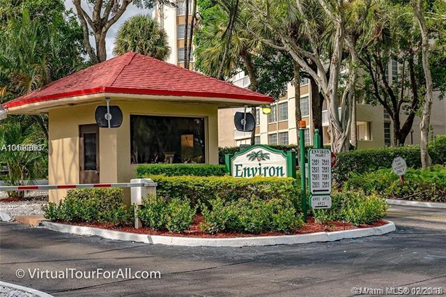 6921 Environ Blvd 2T, Lauderhill, FL 33319 (MLS #A10583667) :: Miami Villa Team