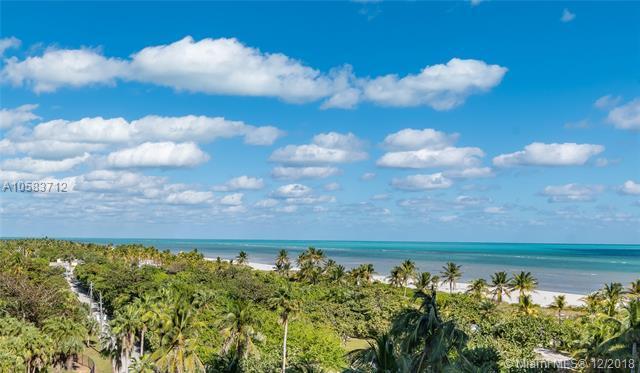 177 Ocean Lane Dr #714, Key Biscayne, FL 33149 (MLS #A10583712) :: Grove Properties