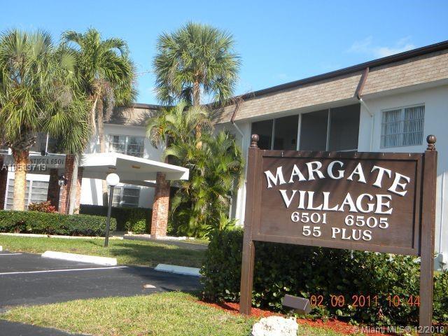 6501 Winfield Blvd A-33, Margate, FL 33063 (MLS #A10583713) :: Laurie Finkelstein Reader Team