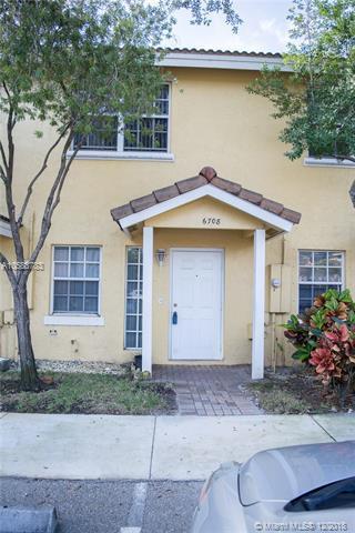 6708 Sienna Club Dr #6708, Lauderhill, FL 33319 (MLS #A10583783) :: Miami Villa Team