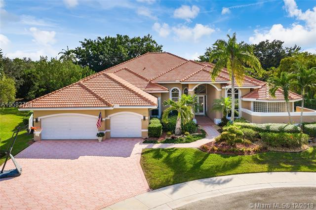2981 Wentworth, Weston, FL 33332 (MLS #A10583784) :: The Howland Group