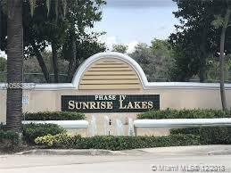 10331 Sunrise Lakes Blvd #207, Sunrise, FL 33322 (MLS #A10583887) :: Green Realty Properties