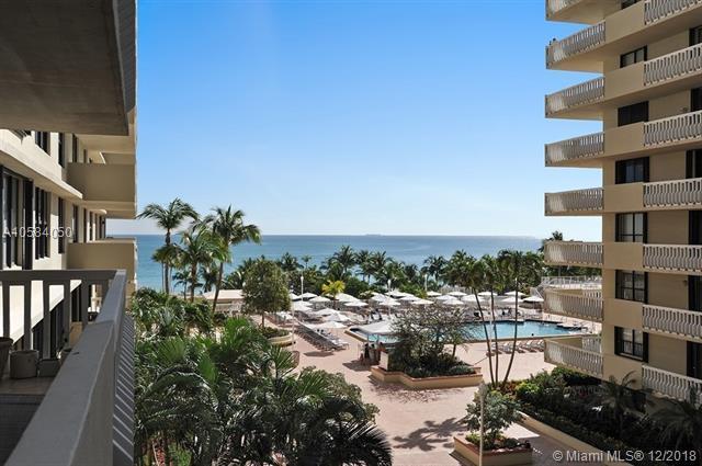 9801 Collins Avenue 6H, Bal Harbour, FL 33154 (MLS #A10584050) :: Keller Williams Elite Properties