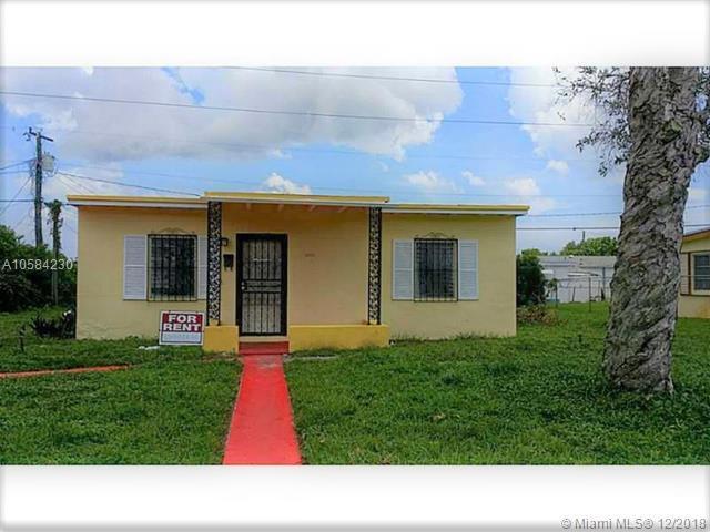 15901 NW 19th Ave, Opa-Locka, FL 33054 (MLS #A10584230) :: Miami Villa Team