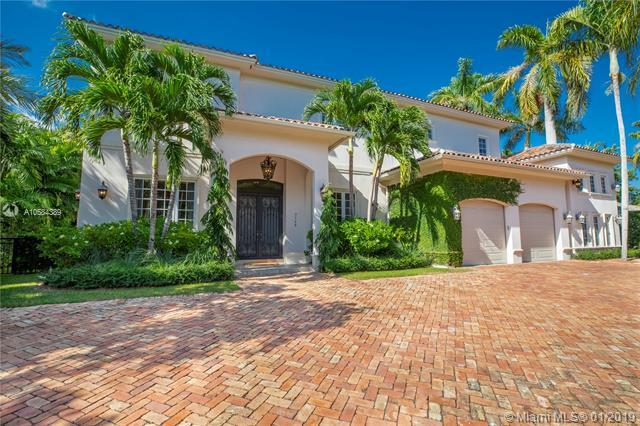 7120 Mira Flores Ave, Coral Gables, FL 33143 (MLS #A10584389) :: The Adrian Foley Group