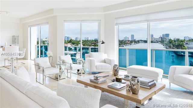 516 Hendricks Isle 5C, Fort Lauderdale, FL 33301 (MLS #A10584536) :: Green Realty Properties