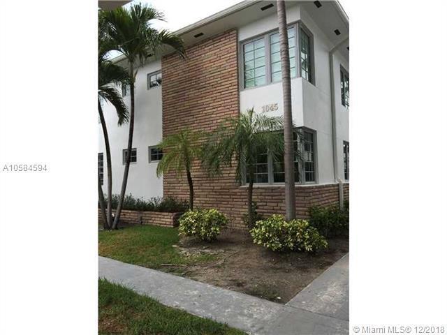 1045 Lenox Ave #1, Miami Beach, FL 33139 (MLS #A10584594) :: Green Realty Properties