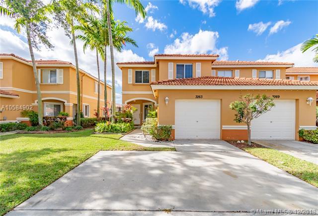 3263 Osprey Ln #3263, West Palm Beach, FL 33411 (MLS #A10584902) :: Green Realty Properties