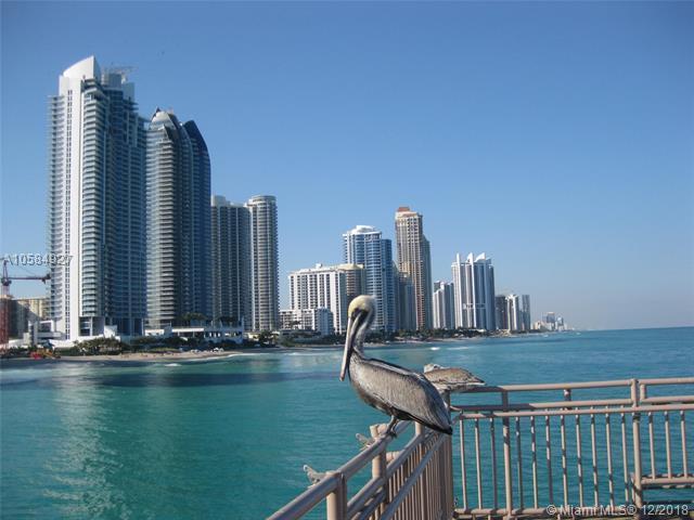 17021 N Bay Road #528, Sunny Isles Beach, FL 33160 (MLS #A10584927) :: Keller Williams Elite Properties