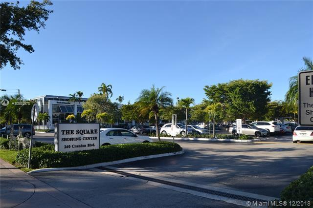 260 Crandon Blvd E18, Key Biscayne, FL 33149 (MLS #A10584978) :: The Riley Smith Group