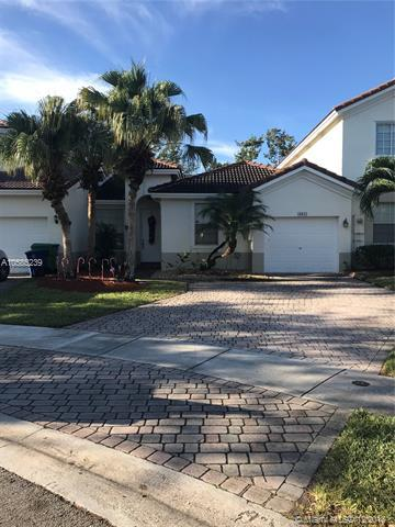 18842 SW 28th St, Miramar, FL 33029 (MLS #A10585239) :: RE/MAX Presidential Real Estate Group