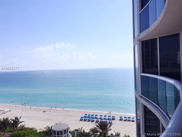17201 N Collins Ave #1202, Sunny Isles Beach, FL 33160 (MLS #A10585277) :: Green Realty Properties