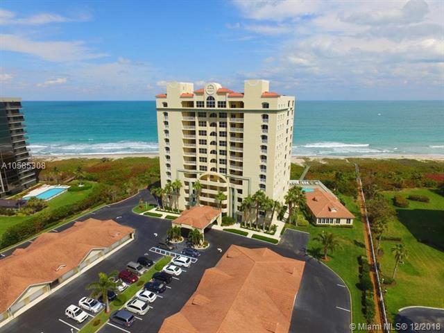 3920 N A1a Ph2, Hutchinson Island, FL 34949 (MLS #A10585308) :: The Riley Smith Group