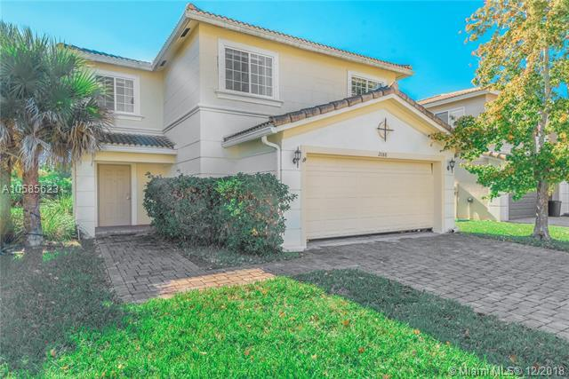2088 SW Marblehead Way, Port St. Lucie, FL 34953 (MLS #A10585623) :: The Riley Smith Group
