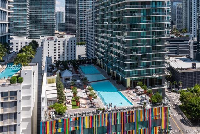 1300 S Miami Ave #2707, Miami, FL 33130 (MLS #A10585700) :: Keller Williams Elite Properties