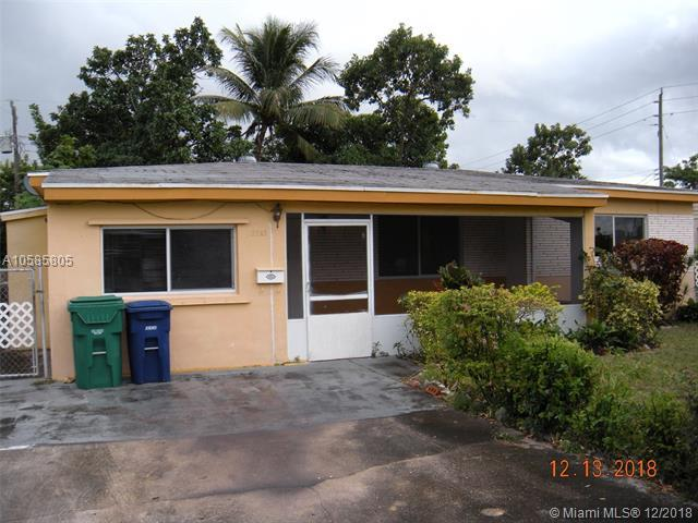 3241 SW 66th Ave, Miramar, FL 33023 (MLS #A10585805) :: RE/MAX Presidential Real Estate Group