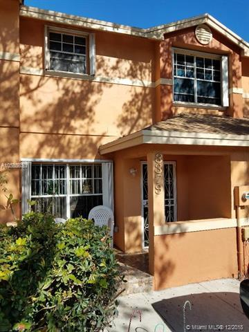 3379 NW 197th Ter #3379, Miami Gardens, FL 33056 (MLS #A10585850) :: The Teri Arbogast Team at Keller Williams Partners SW