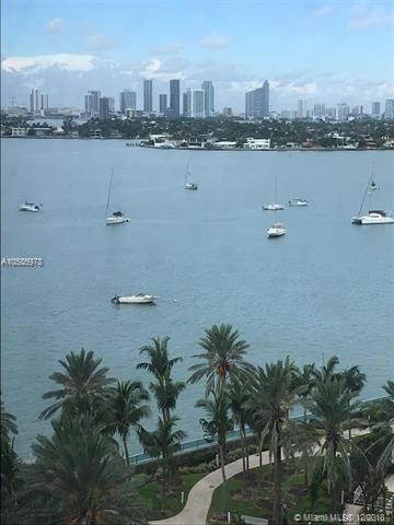 1500 Bay Rd 1250S, Miami Beach, FL 33139 (MLS #A10585978) :: Keller Williams Elite Properties