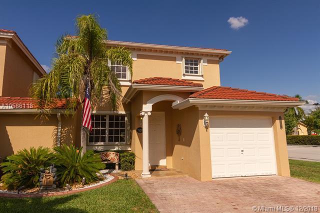 15201 SW 24th Street #15201, Miami, FL 33185 (MLS #A10586118) :: Grove Properties