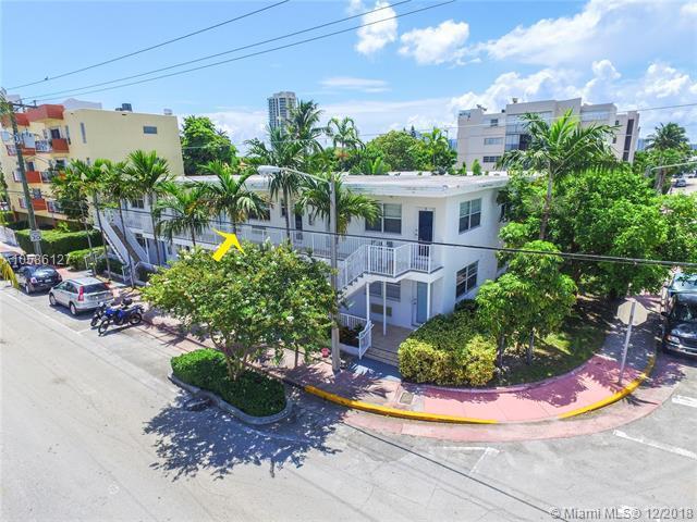 450 77th St #7, Miami Beach, FL 33141 (MLS #A10586127) :: Keller Williams Elite Properties