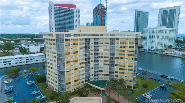 100 Golden Isles Dr #211, Hallandale, FL 33009 (MLS #A10586348) :: RE/MAX Presidential Real Estate Group