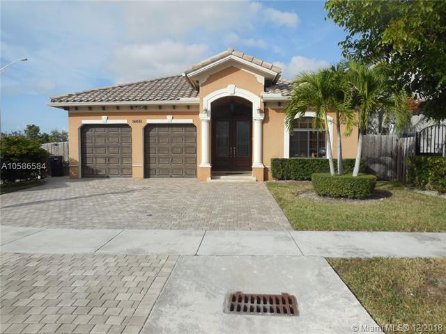 14661 SW 16th St, Miami, FL 33175 (MLS #A10586584) :: Miami Villa Team