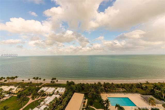 881 Ocean Dr 18F, Key Biscayne, FL 33149 (MLS #A10586593) :: Green Realty Properties
