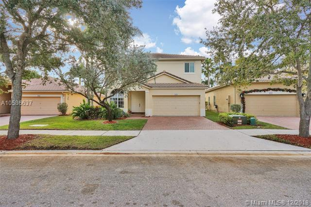 4029 Turquoise Trl, Weston, FL 33331 (MLS #A10586637) :: Castelli Real Estate Services