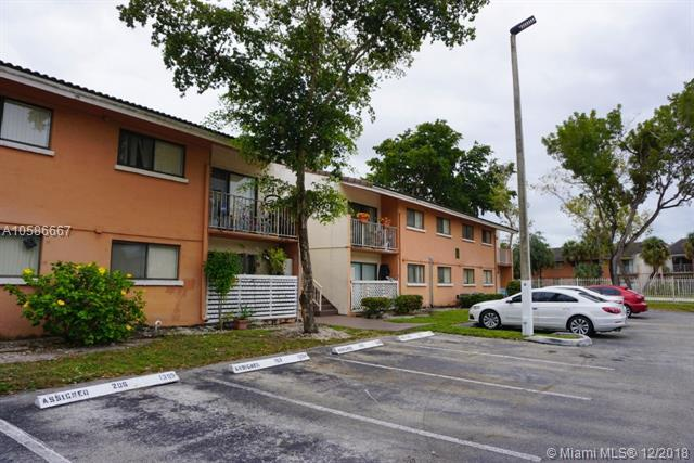 7025 NW 179th St #203, Hialeah, FL 33015 (MLS #A10586667) :: The Jack Coden Group
