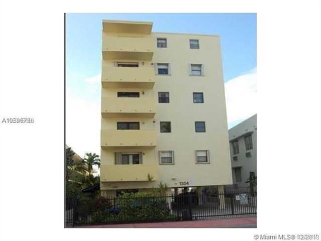 1334 Collins Ave #302, Miami Beach, FL 33139 (MLS #A10586788) :: Miami Lifestyle