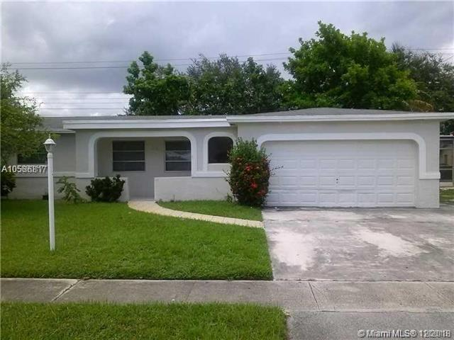 3131 NW 43rd, Lauderdale Lakes, FL 33309 (MLS #A10586817) :: Miami Lifestyle