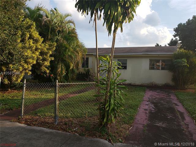 2990 NW 50th St, Miami, FL 33142 (MLS #A10587046) :: Albert Garcia Team