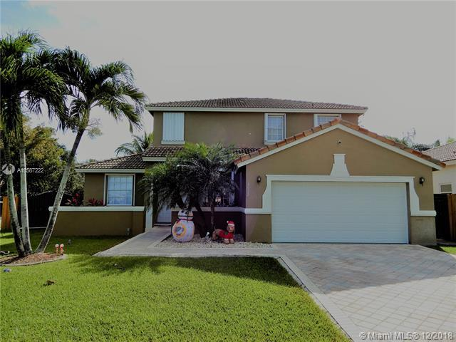 15922 SW 146th Ter, Miami, FL 33196 (MLS #A10587222) :: Green Realty Properties