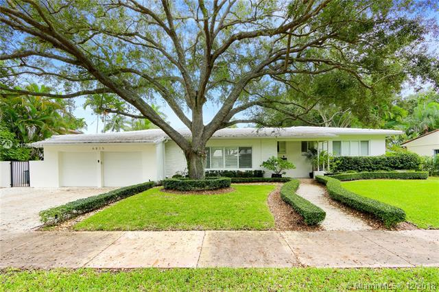 6815 Mindello St, Coral Gables, FL 33146 (MLS #A10587864) :: The Riley Smith Group
