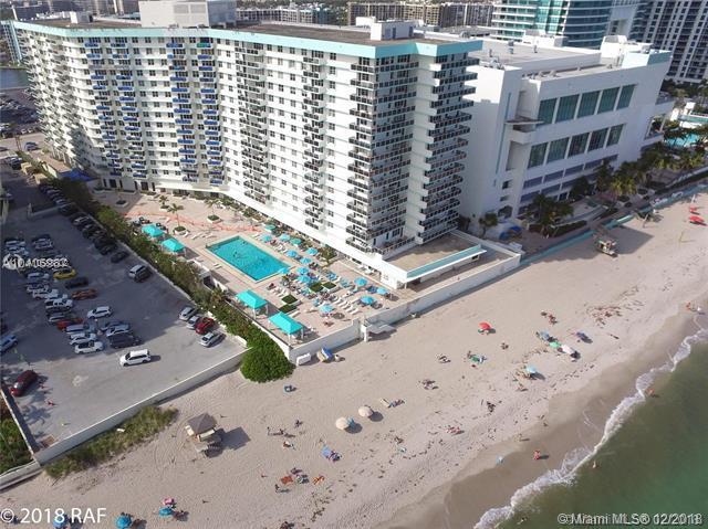3725 S Ocean Dr #409, Hollywood, FL 33019 (MLS #A10588802) :: Berkshire Hathaway HomeServices EWM Realty