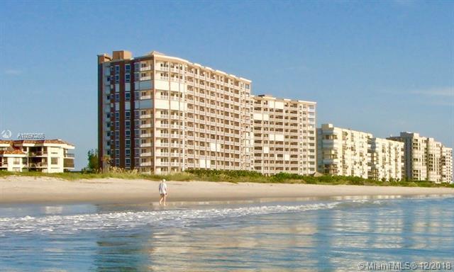 4160 A1a 802-A, Hutchinson Island, FL 34949 (MLS #A10590265) :: The Riley Smith Group