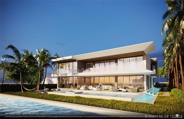 590 Sabal Palm Rd, Miami, FL 33137 (MLS #A10590467) :: Miami Lifestyle