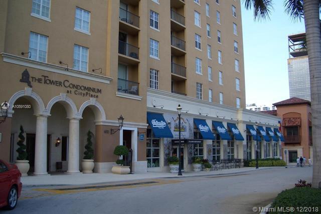 651 Okeechobee Blvd #804, West Palm Beach, FL 33401 (MLS #A10591080) :: The Teri Arbogast Team at Keller Williams Partners SW