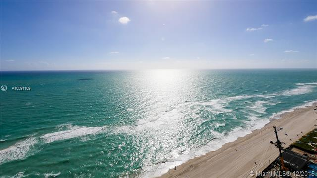 19111 Collins Ave #2808, Sunny Isles Beach, FL 33160 (MLS #A10591169) :: Grove Properties