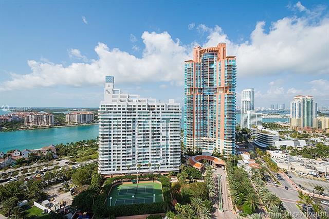 50 S Pointe Dr #2304, Miami Beach, FL 33139 (MLS #A10591439) :: The Teri Arbogast Team at Keller Williams Partners SW