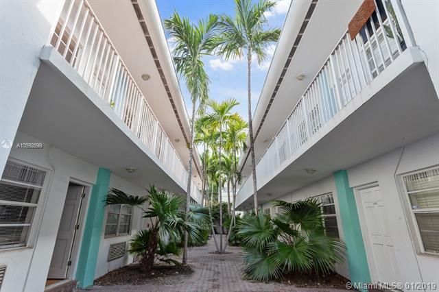 911 Meridian Ave #103, Miami Beach, FL 33139 (MLS #A10592899) :: The Teri Arbogast Team at Keller Williams Partners SW
