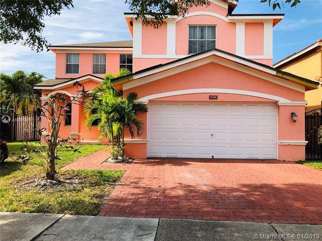 718 NW 136th Ave, Miami, FL 33182 (MLS #A10593820) :: The Teri Arbogast Team at Keller Williams Partners SW