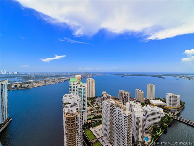 465 Brickell Ave #5303, Miami, FL 33131 (MLS #A10593851) :: The Teri Arbogast Team at Keller Williams Partners SW
